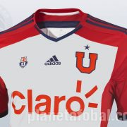 La nueva camiseta de la U | Foto Web Oficial