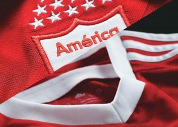 Camiseta titular de América de Cali | Foto Adidas