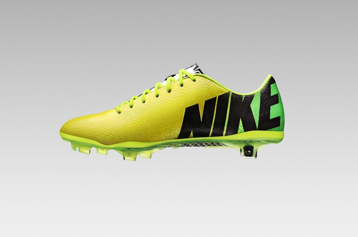 Asi lucen los nuevos Mercurial 06M | Foto Nike