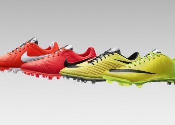 La nueva coleccion de Nike