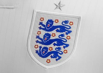 La nueva camiseta de Inglaterra | Foto Nike