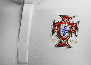 Asi luce la casaca alternativa de Portugal | Foto Nike