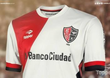 Nueva camiseta suplente de Newell's | Foto Facebook oficial