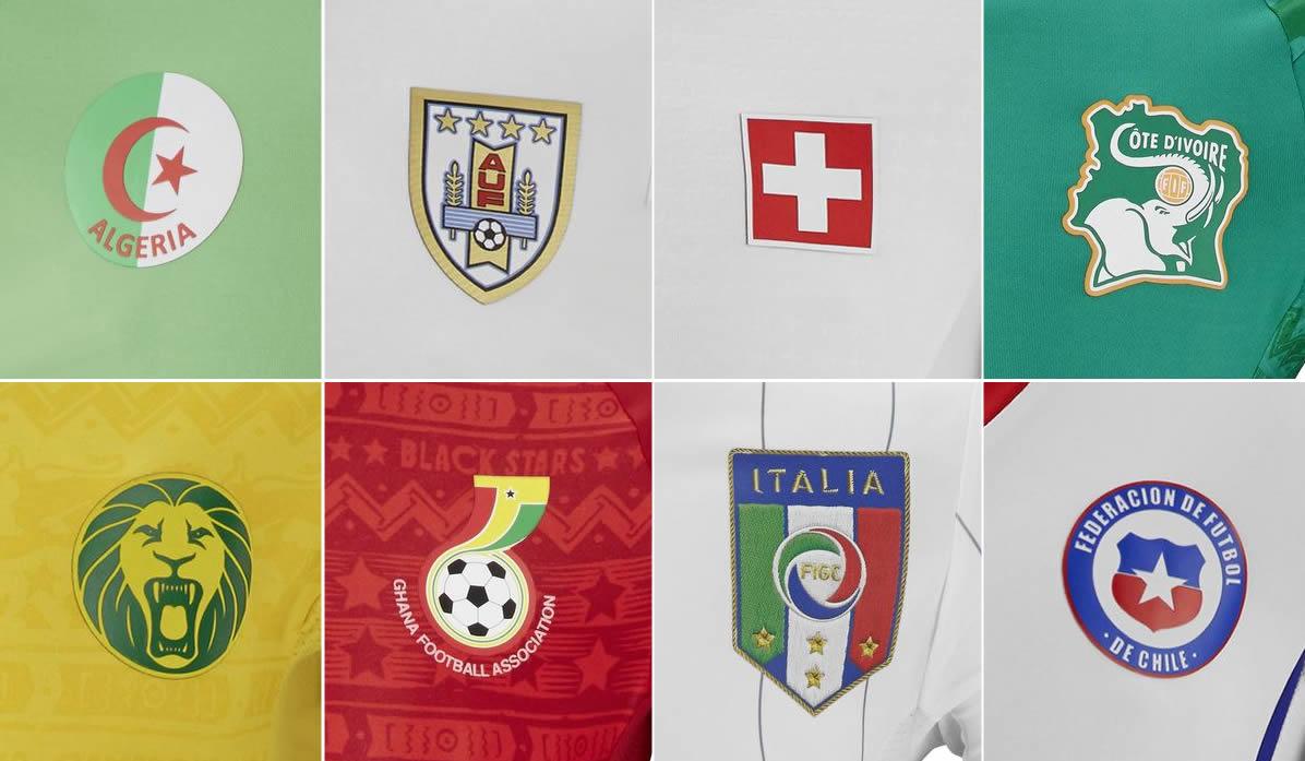Puma vestirá ocho selecciones en el Mundial 2014