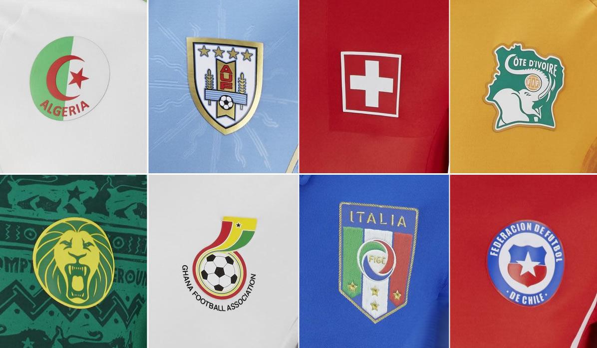 Puma vestirá a ocho selecciones en el Mundial 2014