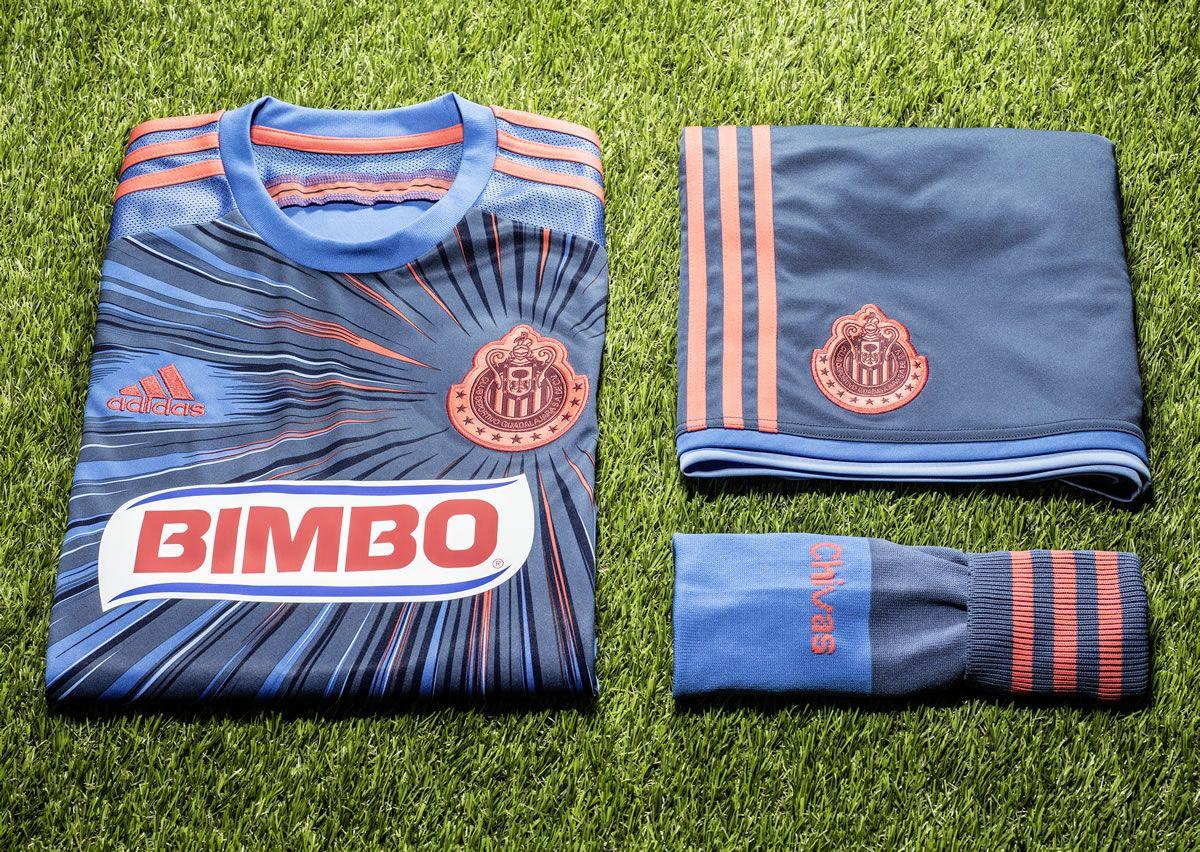 Chivas presentó su jersey de gala | Foto Adidas