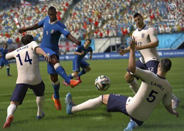 Se viene el FIFA World Cup 2014 | Imagen EA Sports