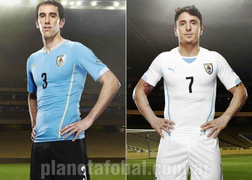 Godin con la titular, Rodriguez con la suplente | Foto Puma