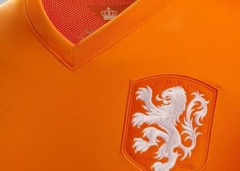 Detalle del nuevo logo holandés | Foto Nike