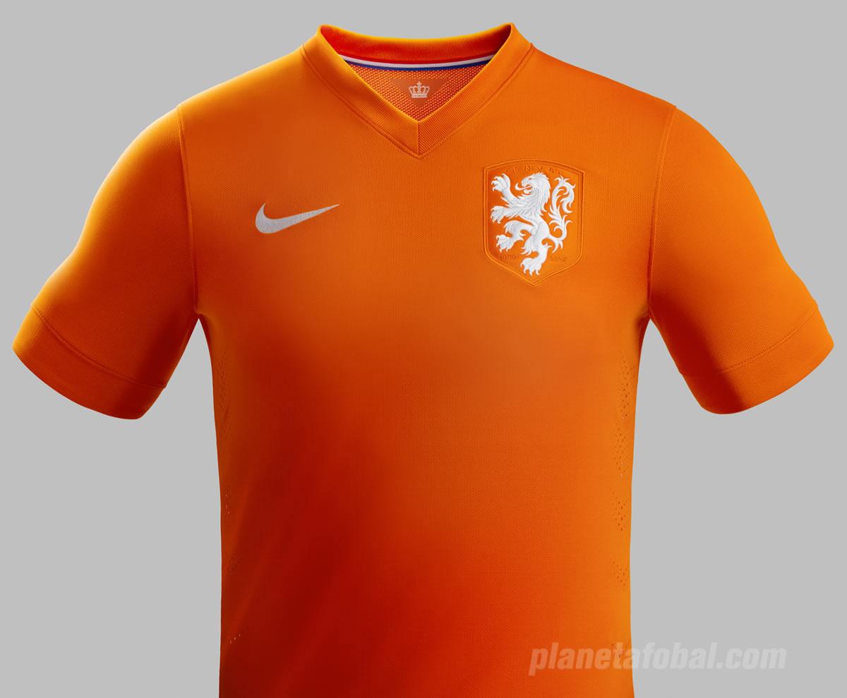 Así luce la nueva camiseta de la Naranja Mecánica | Foto Nike