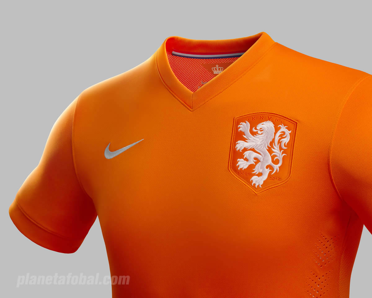 El estreno de la casaca será ante Francia | Foto Nike