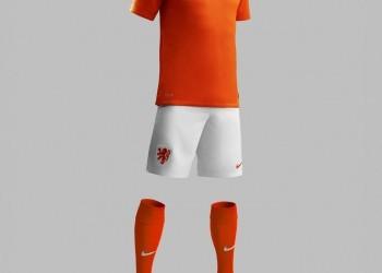 Nueva camiseta de Holanda | Foto Nike