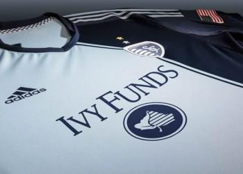 Así luce la camiseta del último campeón: Kansas City | Foto Adidas