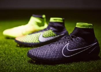 Los Magista en versión negra | Foto Nike