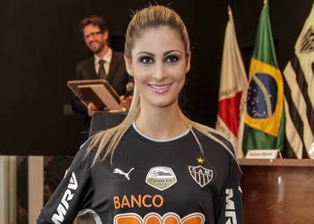 Nueva camiseta de arquero | Foto Atlético Mineiro