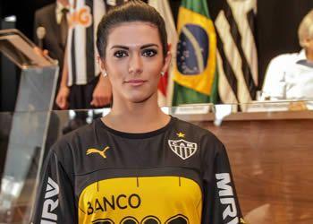 Remera de entrenamiento Puma del Galo | Foto Atlético Mineiro