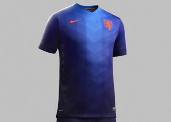 Nueva equipación suplente de Holanda para el Mundial | Foto Nike