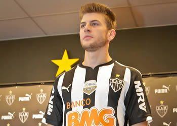 Nueva camiseta titular | Foto Atlético Mineiro