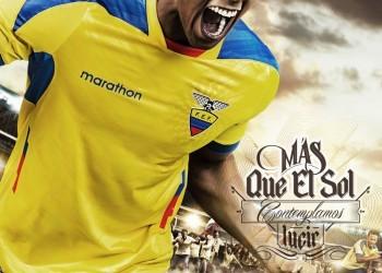 Ecuador ya conoce su nueva camiseta | Foto Marathon
