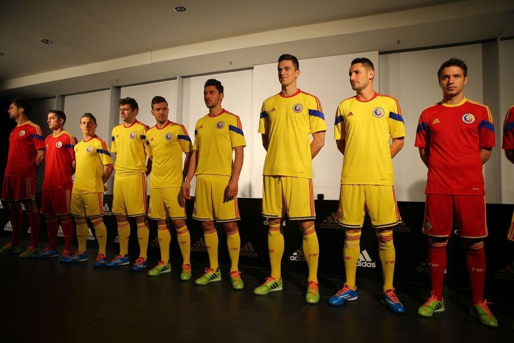 Rumania presentó sus dos nuevas casacas | Foto Adidas
