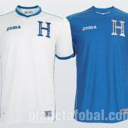 Nuevas camisetas de Honduras | Foto Joma