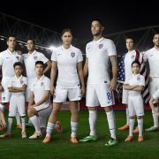 La nueva camiseta Estados Unidos | Foto Nike