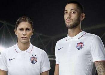 La nueva camiseta Estados Unidos   Foto Nike