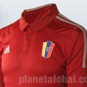 La nueva camiseta de Venezuela | Imagen Adidas