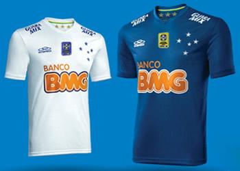 Asi lucen los dos modelos del Cruzeiro | Foto Web Oficial