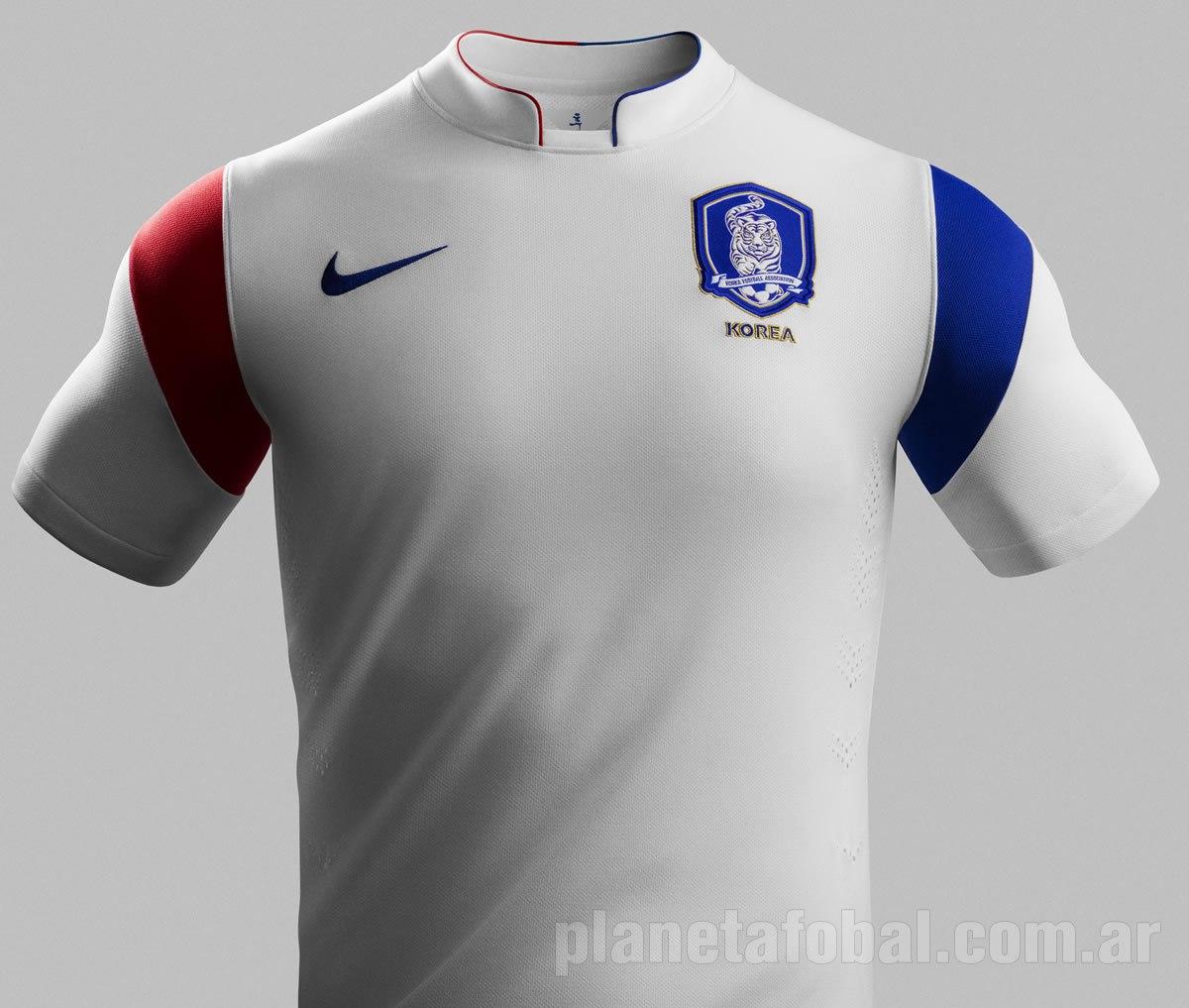 Del Fobal Planeta Camiseta Suplente Mundial Sur Nike 2014 Corea De OqfWrqnIZ