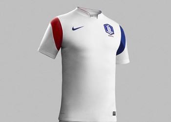 Nueva indumentaria surcoreana | Foto Nike
