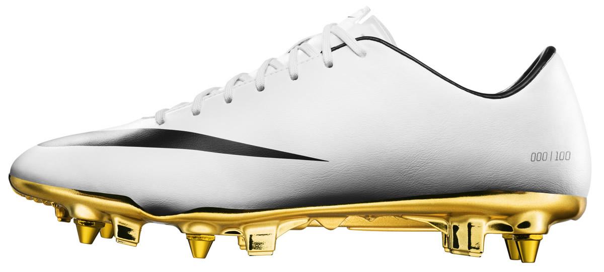 Botines Nike Mercurial edición limitada de Cristiano Ronaldo