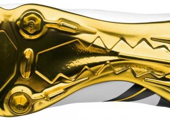 La suela es de color dorada | Foto Nike