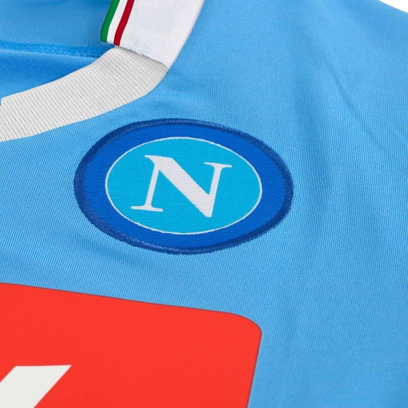 La camiseta especial del Napoli | Foto Web Oficial