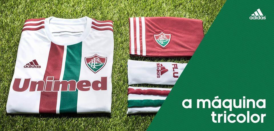 La nueva casaca suplente de Fluminense | Foto Adidas