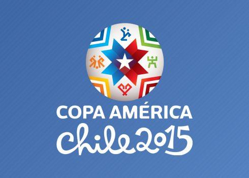 Logo oficial de la Copa América Chile 2015