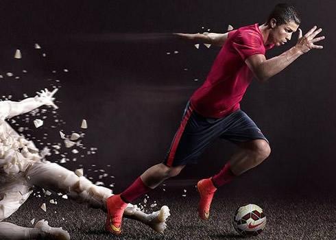 Nuevos botines Flyknit Mercurial Superfly IV | Foto Nike