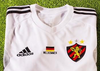 Recife homenaje a Alemania | Foto Web Oficial