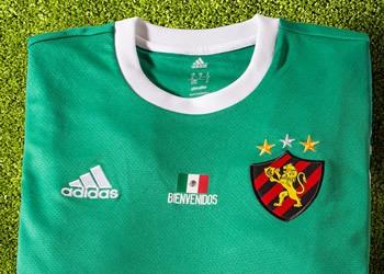 Recife homenaje a México | Foto Web Oficial