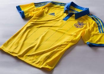 Nueva camiseta titular de Ucrania | Foto web Dinamo Kiev