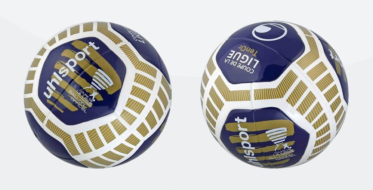 Bal n oficial uhlsport final coupe de la ligue de francia 2014 planeta fobal - Final de la coupe de la ligue ...