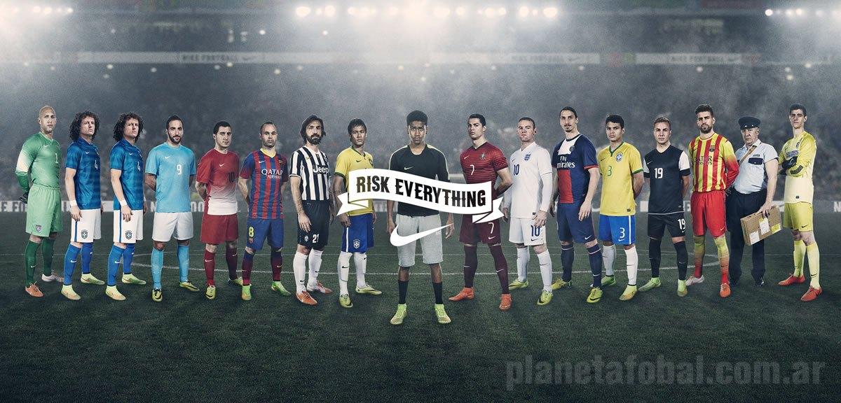 Winner Stays, el nuevo comercial de Nike