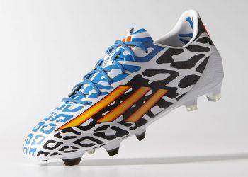 Los F50 Adizero de Messi para el mundial | Foto Adidas