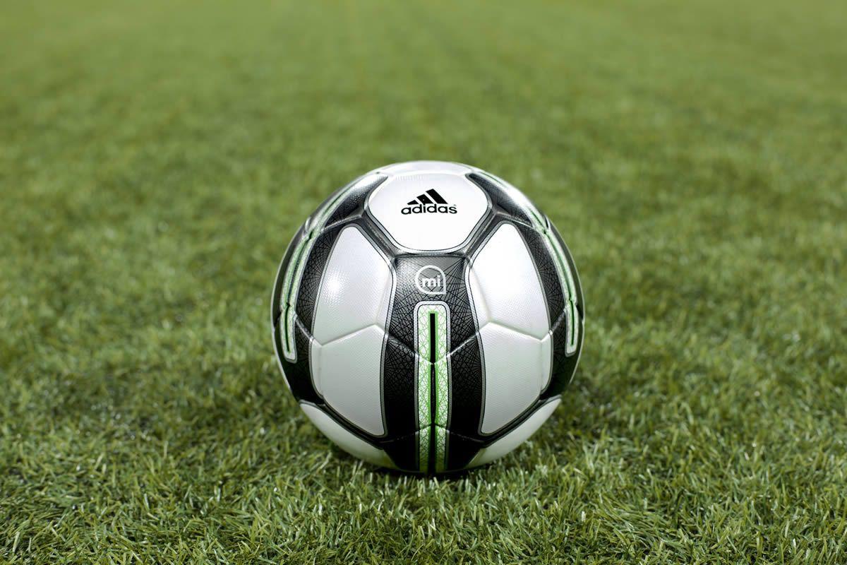 El balón inteligente de Adidas