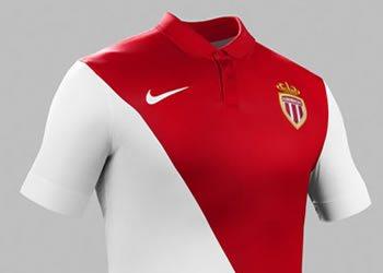Camiseta titular del Mónaco | Foto Nike