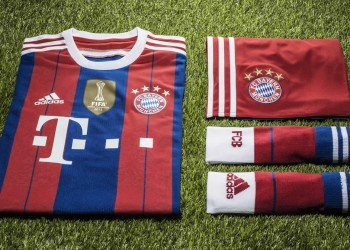 Camiseta titular del Bayern Munich | Foto Adidas