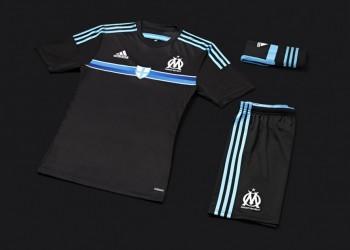 Tercera camiseta Adidas del Marsella | Foto Web Oficial