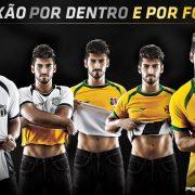 Camisetas reversibles de Penalty