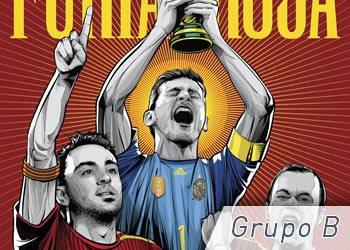 Grupo B: España, Holanda, Chile y Australia | Foto ESPN