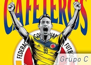 Grupo C: Colombia, Grecia, Costa de Marfil y Japón | Foto ESPN